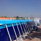 metal frame Ground Stand paddle inflatable Swimming Pool for CE                                                                         Quality Choice