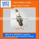 spark plug HONDA GX35 brush cutter spare parts