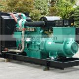 Stamford / Leroy Somer / Marathon alternator generator for 100kw/125kva Open diesel generator set                                                                         Quality Choice