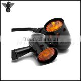 Custom aftermarket vintage motorcycle turn signals indicator for Harley bobber cafe racer