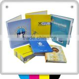2013 professional guangzhou beautiful 3-hole A3 file folder