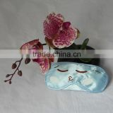 cute face silk eye mask sleep eye shade