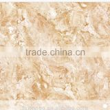 FOSHAN non-slip marble look Cappuccino red glazed porcelain floor tile 600x600mm