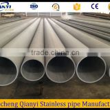 Pickling finish 321 stainless steel seamless pipes factory price