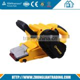 Mini metal wide belt sander machine