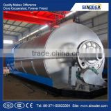 15TPD pyrolysis plant,waste tyre pyrolysis to oil and carbon black machine ,recycling plant for fuel oil