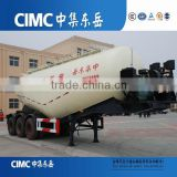 CIMC 3 Axles Cement Tank Trailer, 3 Axles Cement Carry Trailer, 3 Axles Cement bulker Trailer