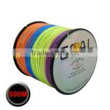 4X Strand Braided Fishing Line 8-120LB 500M