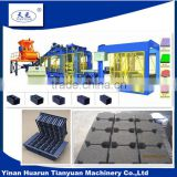 full automatic qt12-15 cement paver block making machine/block maker machine/concrete block machine price