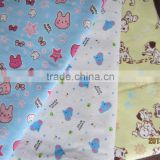 2015 china top ten selling products babys flannel fabrics, newborn baby blankets Flannel Fabrics