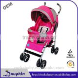 Dauphin China Supplier Baby Stroller and Push Chair with light weight