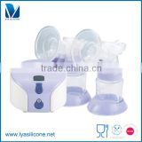 OEM/ODM Automatic Double Liquid Silicone Injection Molding Breast Pump Medical Grade BPA Free Best Silicone Breast Pump