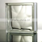 Northglass Grade A,decorative architectural material190*190*85mm tinted or clear pattern Glass Block