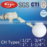 "1/2"" Inch High Quality PVC Float Valve DN15CH"