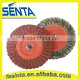 "4"" 36-leaf Flower Abrasive Cloth Flap Disc"