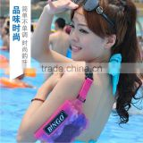 BINGO Swimming Waterproof Shoulder Travel Bag Belt Pouch for Phone Wallet from Dailyetech
