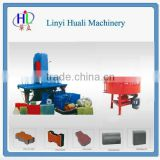150T make concrete stone pavers machine