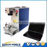 Top level Supreme Quality 10w/ 20w cable laser marking machine