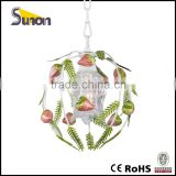 SD1080-1 Decorative Chandelier With The Strawberry/ hanging light for interior decoration/Signle Light For The Chandelier