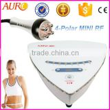 Au-38A 4-polar for face and body radio frequency beauty salon product buttons control instrument