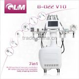 Skin Care Supersonic Operation System Velashape Vacuum Roller Laser Cavitation Machine With BIO Body Shaping