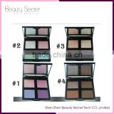 Wholesale make up small quanitty cosmetic matte Eye Use romantic color eye shadow