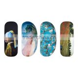 Microfiber Glasses & Sunglasses Case 4 Types Masterpiece Printing Silky Soft Feeling Premium Chemical-free