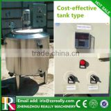 304 stainless steel large capacity and small capacity customized milk pasteurization machine