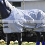Nylon horse fly sheet for restrict biting