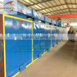 Band Dryer for Iron ore Pellets