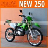 4 Stroke Engine Type and Chain Drive Transmission System Dirt Bike
