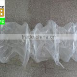 PE agricultural plastic greenhouse easy poly tunnel film with wire frame construction for winter garden