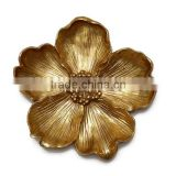 Wonderful golden home decoration wall hanging