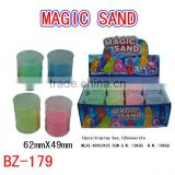 promotional magic sand novelty Toy