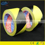 high adhesive warn and sign PVC antislip barricade tape
