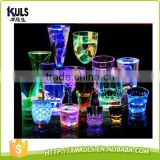 Led Beer Cup Led Friut Juice Cup whisky Cup beer Cup For KTV Night Club Party supply flashing cup bar decoration