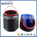 4L Collapsible portable car wash bucket