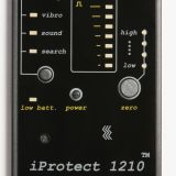 iProtect 1210 Portable bug detector ( card-styled)