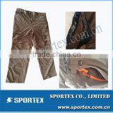 special design long board pants for men