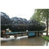 Floating pneumatic marine rubber fenders