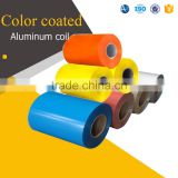 Cost price prepainted color coated aluminum sheet coil