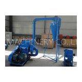 500 kg Diesel Engine Animal Feed Hammer Mill for Wood , Corn , Wheat