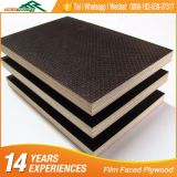 12mm 15mm 18mm brown film faced plywood for construction