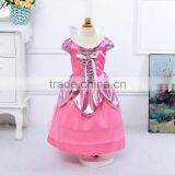 Summer Beautiful Princess Childrens gifts 12 years girls party dresses