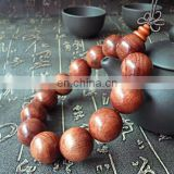 Vietnam sandalwood peace beads bracelets new arrival authentic Vietnamese rosewood bracelet men jewelry birthday gifts