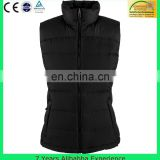 100%Polyester Gilet Custom Padding Waistcoat padding gilet For Men - 7 Years Alibaba Experience