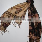 Viscose Pashmina Jamawar Shawls and Scarves