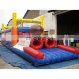 inflatable game, inflatable toy, Rugby obstacle