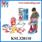 little doctor super assisitant kids doctor play set