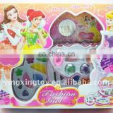 fashionable girl cosmetics combination toys